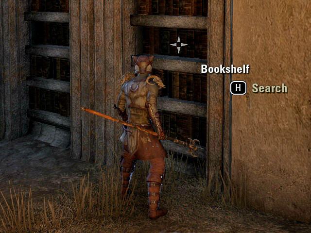 本棚がたくさんある