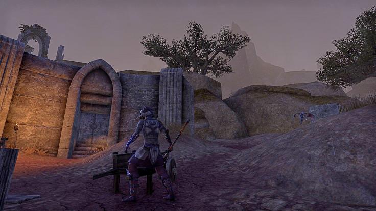 Fardir's Follyの入り口