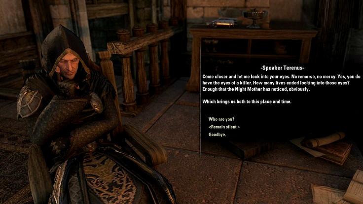 Speaker Terenus
