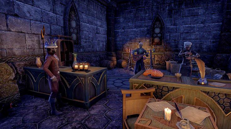 Ebonheartの酒場