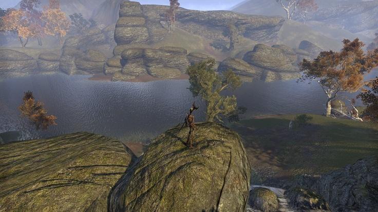 Cyrodiilの滝