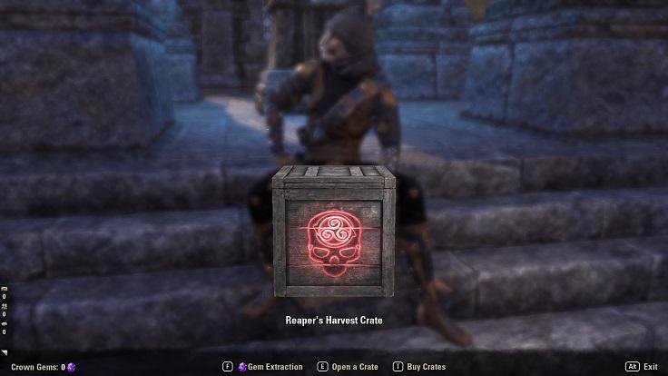 Reaper's Harvest Crate(ガチャ)