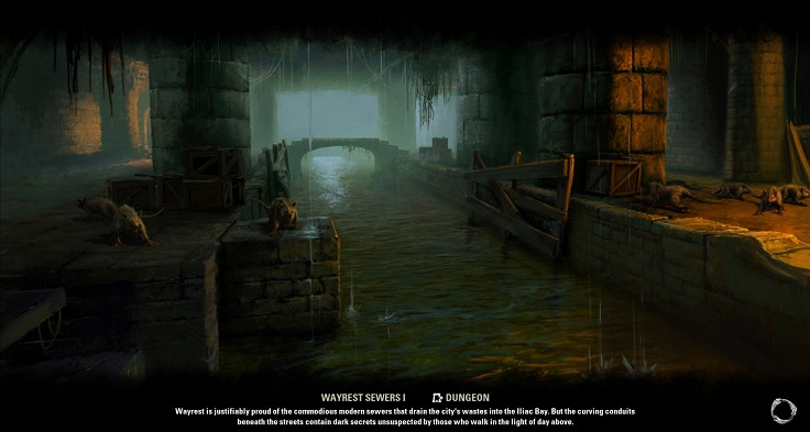 Wayrest Sewers I