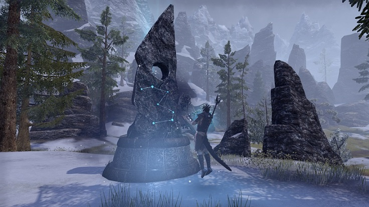 The Ritual, Mundus Stone, Eastmarch