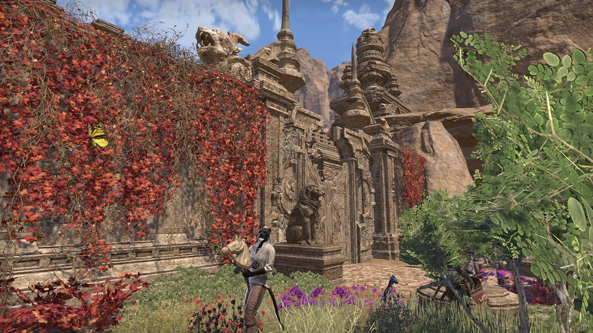 Star Haven Adeptorium (Elsweyr, ESO)